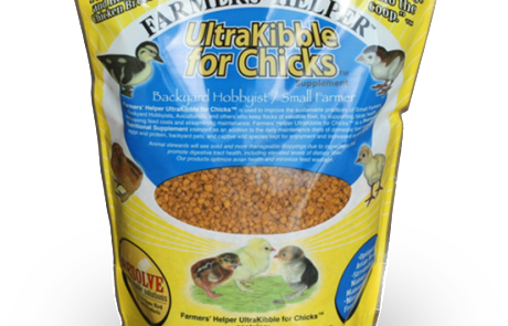 Ultra Kibble for Chicks™